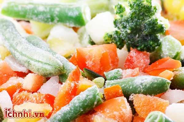 Trẻ bị ho nên ăn thực phẩm gì và kiêng ăn gì?1