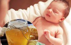 Dùng mật ong trị ho cho trẻ sơ sinh như thế nào cho an toàn?1