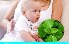 Trẻ sơ sinh 2 tháng tuổi bị ho có đờm + 4 cách chữa trị 1