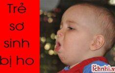 Từ A - Z cách trị ho trẻ sơ sinh đúng chuẩn từ chuyên gia2