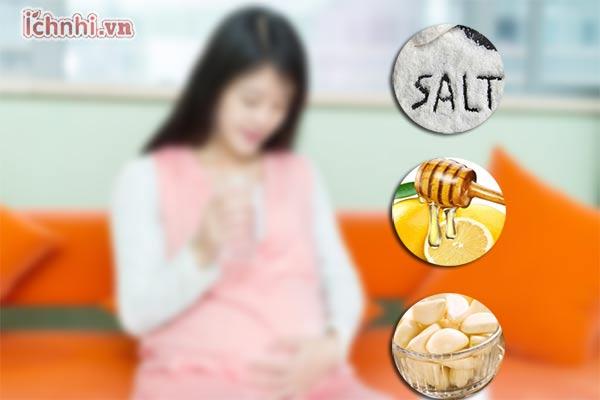 3. Bà bầu bị cảm cúm nên làm gì? Bà bầu bị cảm nên uống gì? Cách chữa bệnh cảm cho bà bầu hiệu quả bằng phương pháp dân gian