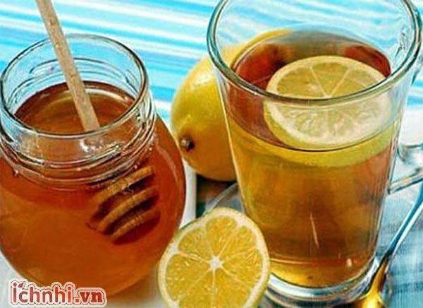 Cách uống chanh với mật ong đúng cách