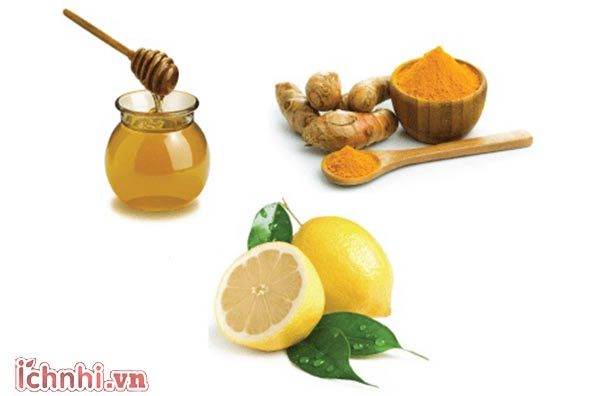 Cách làm mật ong nghệ chanh tốt cho sức khỏe