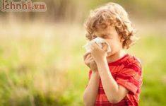 Nguyên nhân, cách chăm sóc & điều trị trẻ bị sổ mũi hiệu quả4