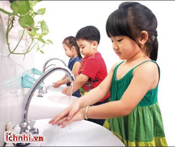 9.Cách phòng ngừa viêm họng ở trẻ nhỏ