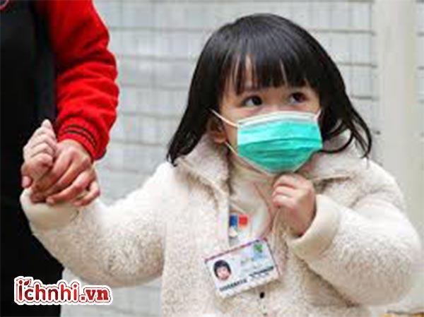 Nguyên nhân, triệu chứng và cách chăm sóc trẻ bị viêm phổi 5