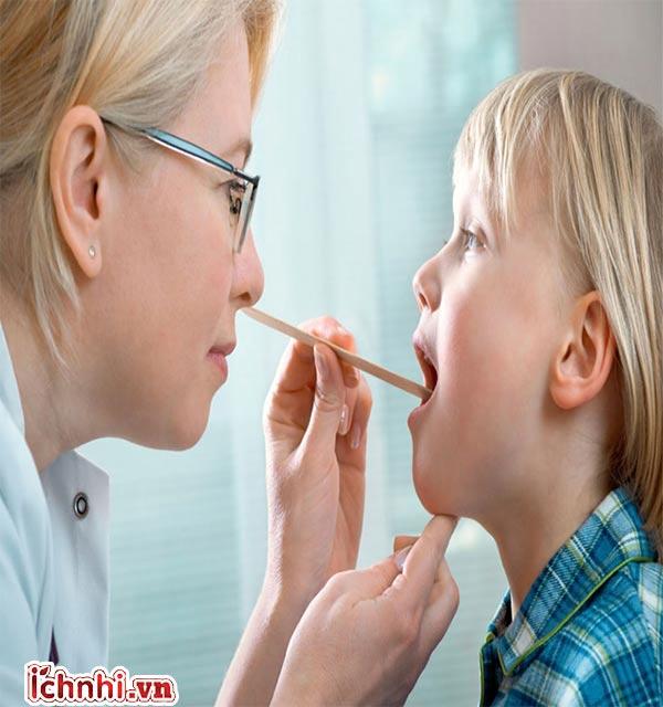 Nguyên nhân + phác đồ điều trị viêm thanh quản ở trẻ em hiệu quả2