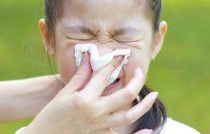 1Chẩn đoán bệnh hô hấp ở trẻ em qua màu sắc, thể chất của dịch mũi