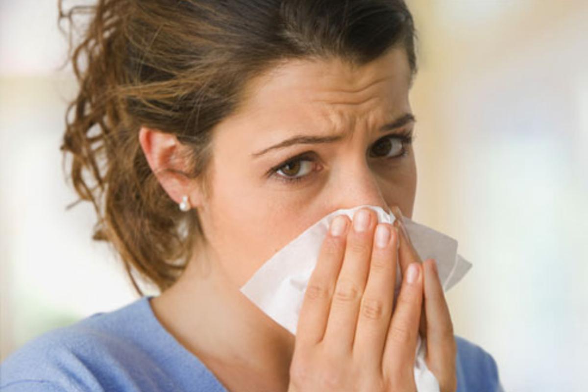 Hắt hơi sổ mũi khi mang thai