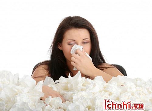 Mẹo chữa trị sổ mũi cho bà bầu bằng tỏi an toàn hiệu quả