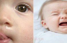 Trẻ 7 tháng tuổi bị sổ mũi phải làm sao? +3 Cách xử lý hiệu quả1