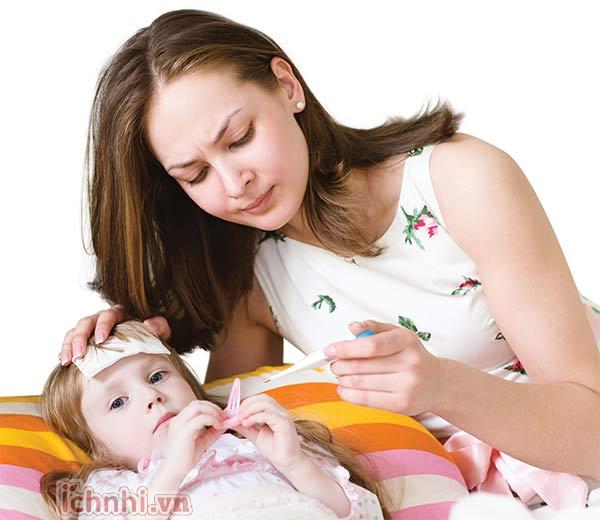 Biểu hiện của bé bị cảm lạnh &cách chăm sóc từ chuyên gia 12