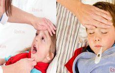 Cách chăm sóc trẻ bị sốt tại nhà mẹ nhất định phải nắm rõ2