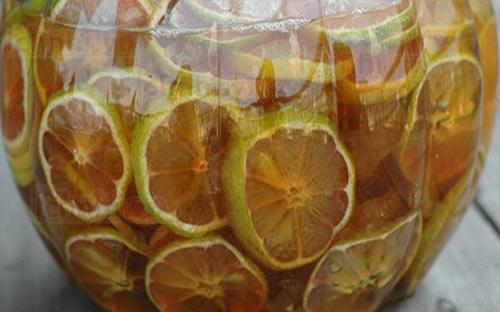 Cách ngâm chanh mật ong trị ho, tăng cường sức đề kháng cho cơ thể2