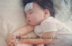 Những nguyên nhân khiến trẻ sơ sinh bị sốt, bố mẹ nên biết2