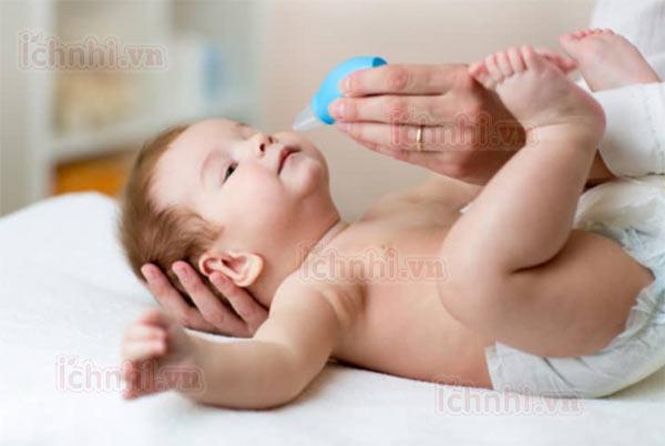 Nguyên tắc chọn thuốc nhỏ mũi an toàn cho trẻ sơ sinh2