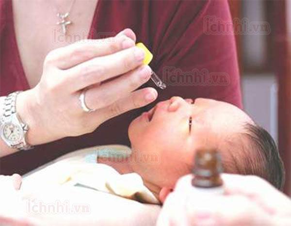Nguyên tắc chọn thuốc nhỏ mũi an toàn cho trẻ sơ sinh6