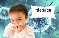 Những cách phòng ngừa cảm cúm cho trẻ hiệu quả, ít ai biết1