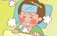 Cách chườm ấm cho trẻ bị sốt