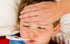 Sốt ở trẻ em 3 tuổi phải làm sao? + Cách hạ sốt siêu hiệu quả2