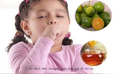 Trẻ em bị viêm phế quản nên uống thuốc gì nhanh khỏi?2