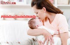 +7 Cách chữa nghẹt mũi cho bé tại nhà hiệu quả, ít ai biết2