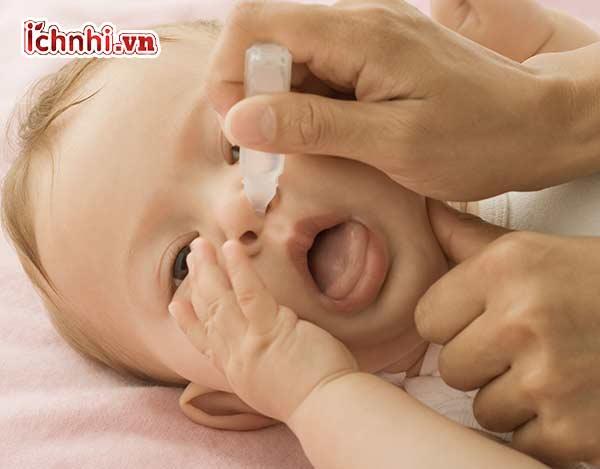 Nguyên nhân +Cách trị nghẹt mũi trẻ sơ sinh nhanh nhất12