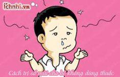 +8 Cách trị sổ mũi cho bé không dùng thuốc siêu hiệu quả