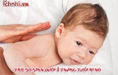 Nguyên nhân và cách chăm sóc trẻ sơ sinh dưới 1 tháng tuổi bị ho1
