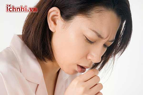 Bà bầu bị cảm cúm phải làm gì để chóng khỏe?1