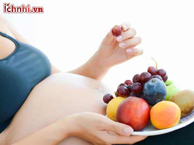 Bà bầu bị ho, cảm nên ăn gì và kiêng ăn gì? 2