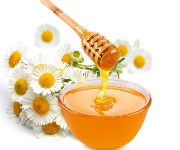 Mật ong có tác dụng trị họ rất tốt