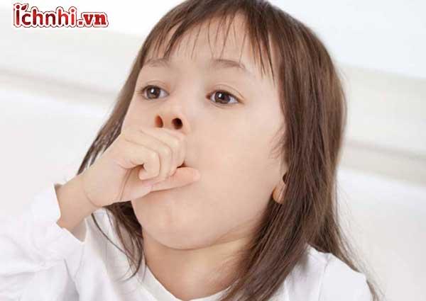 Trẻ bị ho khan phải làm sao? Nguyên nhân, +4 Cách chữa1