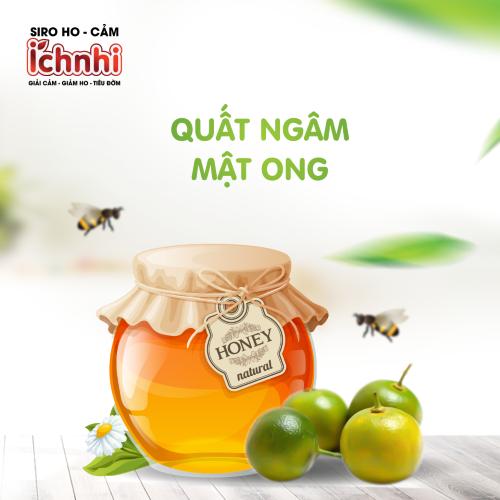 Trẻ sơ sinh bị ho chữa bằng mật ong có được không?2