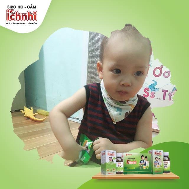 Bí quyết trị viêm đường hô hấp hay tái phát của mẹ 3 con Hà Nội2