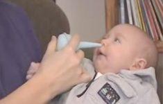 1. Cách hút mũi cho bé tại nhà an toàn, hiệu quả