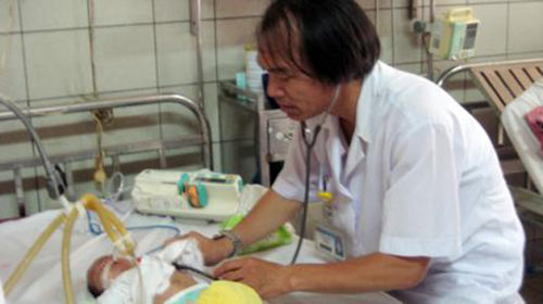 bác sĩ Nguyễn Tiến Dũng ich nhi