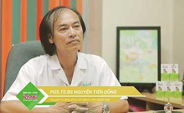 Tác giả: bác sĩ Nguyễn Tiến Dũng