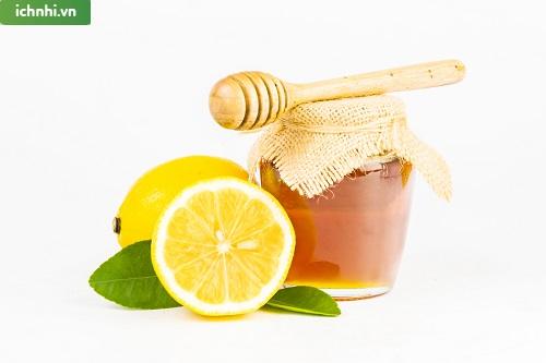 Tác dụng bất ngờ của sự kết hợp chanh mật ong ngâm
