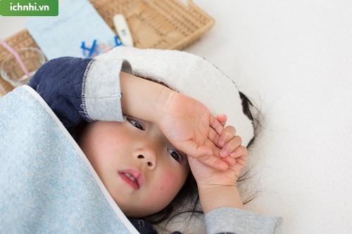 Dấu hiệu nhận biết sốt ở trẻ sơ sinh