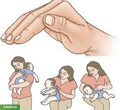Một số cách trị đờm ở cổ họng cho trẻ sơ sinh đơn giản, hiệu quả.