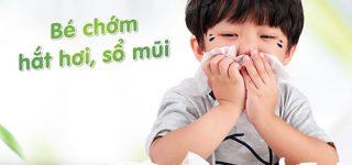 Áp dụng ngay bài thuốc trị ho cảm cho trẻ em ngay khi mới chớm