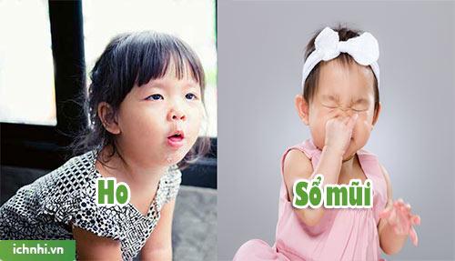 Nguyên nhân gây ra ho và sổ mũi ở trẻ 5 tháng tuổi