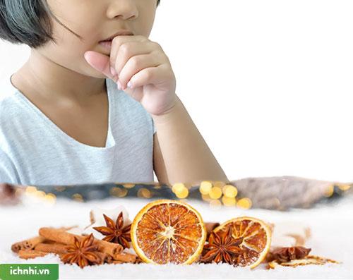 Cam nướng: Bài thuốc trị ho hiệu quả cho trẻ nhỏ